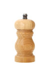 Pepper Mill On White Royalty Free Stock Image