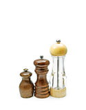 Pepper mills Stock Image
