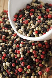 Pepper mix Stock Photo