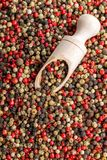 Pepper Mix Royalty Free Stock Image
