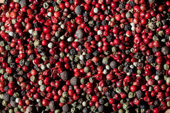 Pepper mix background Royalty Free Stock Photo