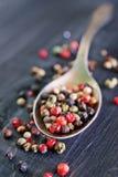 Pepper mix Stock Photos