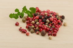 Pepper mix Royalty Free Stock Photography