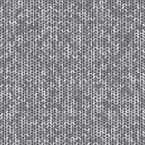 Knit seamless pattern Royalty Free Stock Images