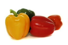 Pepper multi-colored. Stock Image
