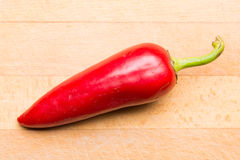 Pepper From my Garden Stock Image