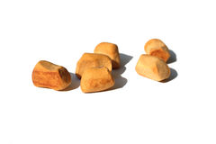 Pepper nuts (pepernoten), a Dutch holiday/Sinterklaas snack Royalty Free Stock Photography