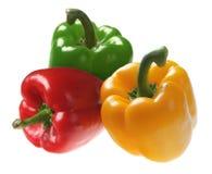 Free Pepper On White Royalty Free Stock Photo - 3106065