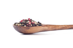 Pepper peas Royalty Free Stock Photography