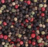 Pepper And Peppercorn Royalty Free Stock Images