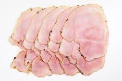 Pepper pork steak Stock Images