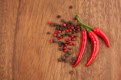 Pepper S Mix Royalty Free Stock Images