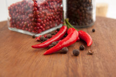 Pepper S Mix Stock Image
