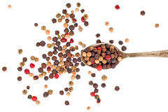 Pepper seeds Stock Images