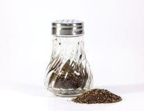 Pepper shaker stock photos