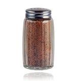 Pepper shaker Stock Photo