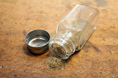 Pepper shaker Stock Photos