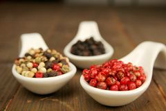 Pepper spice Royalty Free Stock Photo