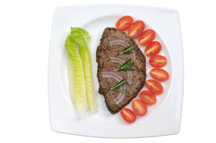 Pepper steak Royalty Free Stock Photography