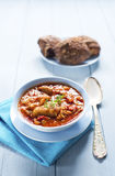 Pepper stew Stock Photography