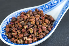 Pepper of Szechuan Stock Photo