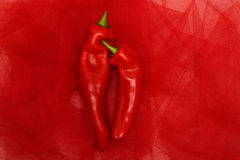 Pepper together Stock Images