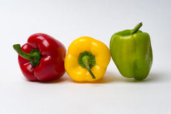 Pepper Traffic Lights - Go Stock Photo