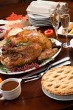 Pepper Turkey for Thanksgiving Stock Photo