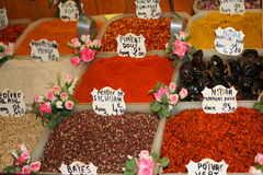 Pepper variety Stock Photos