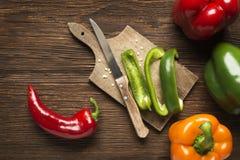 Pepper vegetable Stock Photos