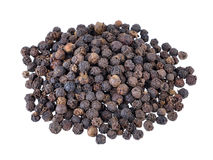 Peppercorn isolated Stock Images