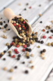 Peppercorn Mix Royalty Free Stock Photos