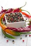 Peppercorn mix Royalty Free Stock Photo
