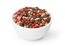 Peppercorn mix Royalty Free Stock Image