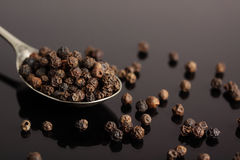 Peppercorns. Royalty Free Stock Photos