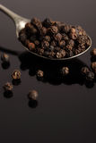 Peppercorns. Stock Image