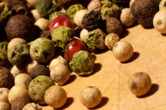Peppercorns Stock Photos