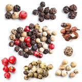 Peppercorns royalty free stock photography