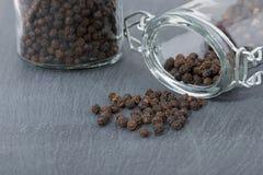 peppercorns image stock