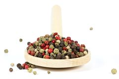 Peppercorns 02 Obrazy Royalty Free