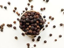 Peppercorns Spice Royalty Free Stock Image