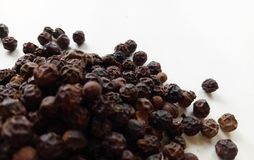 Peppercorns Spice Stock Photography
