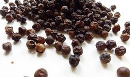 Peppercorns Spice Stock Images