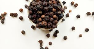 Peppercorns Spice Royalty Free Stock Images