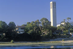 Pepperdine University in Malibu, California Stock Photo