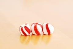 peppermint σφαιρών στοκ φωτογραφία με δικαίωμα ελεύθερης χρήσης