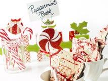 Peppermint Bark Royalty Free Stock Photos