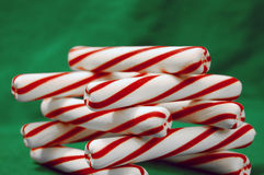 Peppermint Candies Stock Photography