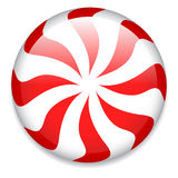 Peppermint candy Stock Images