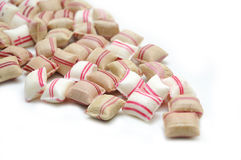 Peppermint candy. Stock Photos